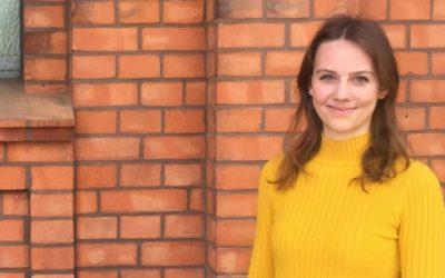 #workhacks Beraterin vorgestellt: Céline Iding