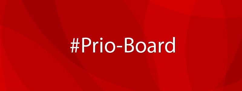 Prio-Board